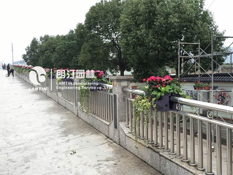 护栏花盆厂家