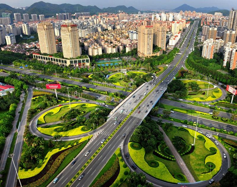 城市+空间覆绿