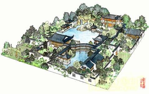 予苏州园林设计院