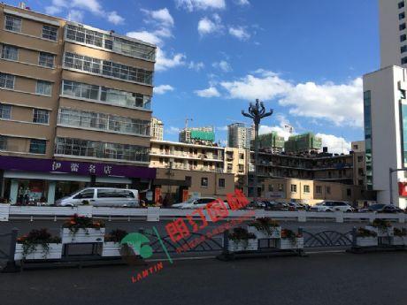 朗汀生态空间装饰精品工程—云南昆明北京路道路景观提升